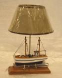 Lampe med kutter