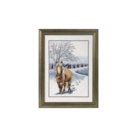 Hest-vinter